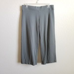 J. Jill Crop Wide Leg pants S petite